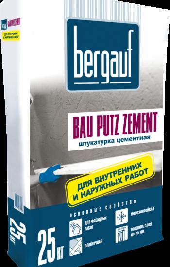 Bau Putz Zement, 25кг вправо