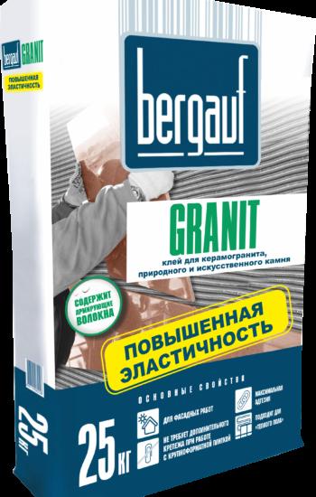 Granit, 25кг вправо